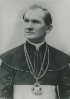 J. M. Idzi Radziszewski Rektor KUL 1918-1922