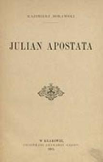 Julian Apostata / Kazimierz Morawski