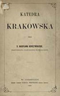Katedra Krakowska / przez Kassyjana Korczyńskiego