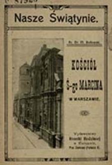 Kościół św. Marcina : opis historyczny z 17 rysunkami w tekście / Marceli Godlewski