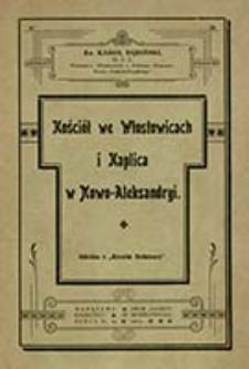 Kościół we Włostowicach i Kaplica w Nowo-Aleksandryi / napisał Karol Dębiński