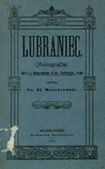 Lubraniec : (monografia) / zebrał St. Muznerowski