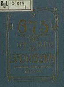 675 lat kultu bł. Bronisławy : pamiątka jubileuszowa 1259-1934 / Marja Augustyna