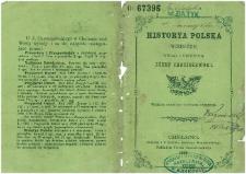 Historya polska wierszem / wyd. i uzup. Józef Chociszewski.