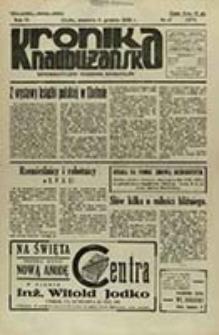 Kronika Nadbużańska : Demokratyczny Tygodnik Regjonalny