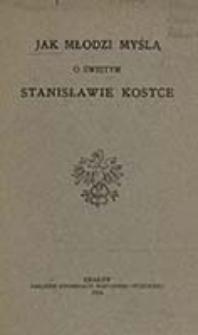 Jak młodzi myślą o świętym Stanisławie Kostce