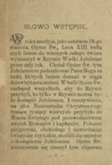 Jubileuszka, czyli Nabożeństwo jubileuszowe dla dyecezyi lubelskiej w r. 1901 / zebrał i ułożył Ignacy Kłopotowski