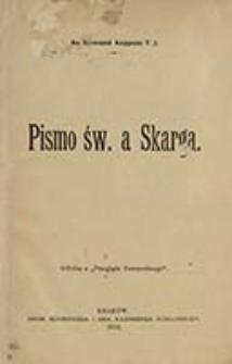 Pismo św. a Skarga / Romuald Koppens