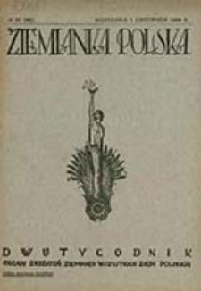 Ziemianka Polska : organ zrzeszeń ziemianek wszystkich ziem polskich