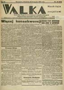 Walka : centralny organ P.P.S. dawnej Frakcji Rewolucyjnej
