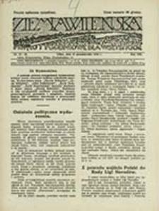 Ziemia Wileńska : tygodnik dla ludu wiejskiego i miejskiego