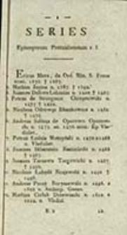 Schematismus Universi Cleri Dioeceseos Premisliensis Rit[us] Lat[ini] Anno ...