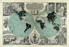 Welt-Karte der Mission