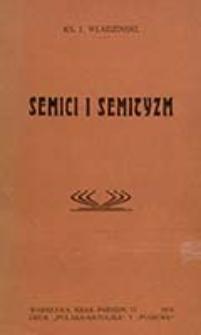 Semici i semityzm / I. Władziński