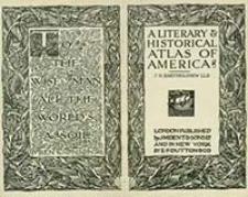A literary & historical atlas of North & South America / [John Bartholomew]
