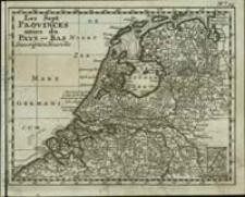 Les Sept Provinces unies de Pays-Bas : Description Nouvelle