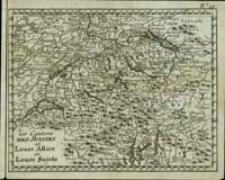 Les Cantons des Suisses et Leurs Alliez et Leurs Suject