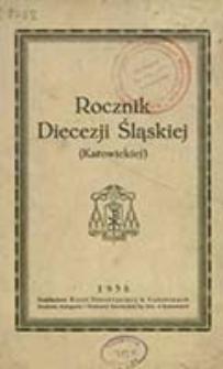 Rocznik Diecezji Śląskiej (Katowickiej)