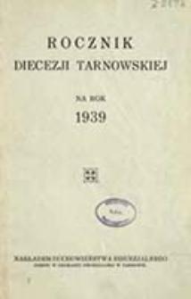 Rocznik Diecezji Tarnowskiej : na rok ...