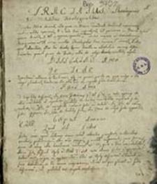 Tractatus Theologicus de Virtutibus Theologicalibus. Tractatus Theologicus De Sacramento Poenitentiae, extremae unctionis et ordinis