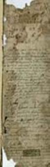 Liber matrimoniorum contractorum Parochialis Ecclesiae Biscupicensis post combustionem Ecclesiae, quae facta est 22 Aprilis Anno Domini 1627