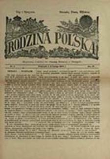 """Rodzina Polska : bezpłatny dodatek do """"Gazety Polskiej w Brazylii"""""""