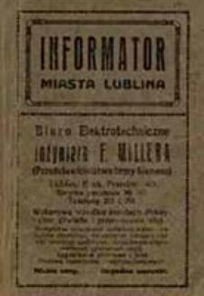 Informator miasta Lublina