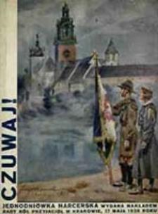 Czuwaj! : jednodniówka harcerska / wydana nakładem Rady Kół Przyjaciół w Krakowie
