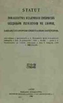 Statut Towarzystwa Wzajemnych Ubezpieczeń Urzędników Prywatnych