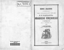 Mowa żałobna powiedziana przy pochowaniu zwłok ś. p. Napoleona hrabiego Kręskiego w Grembaninie dnia 3. stycznia 1871 / przez Korytkowskiego.