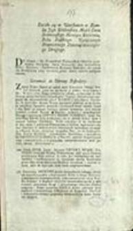 Gotowość do Obrony Pospolitey : [Inc.] Działo się w Warszawie w Zamku Jego Królewskiej Mości Dnia Siedemnastego Miesiąca Kwietnia Roku Pańskiego Tysiącznego Siedemsetnego Dziewięćdziesiątego Drugiego