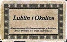 Lublin i okolice [Dokument ikonograficzny]