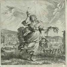 [Zabawa] [Dokument ikonograficzny] / J. W. Baur inv. ; Melchior Küsell fecit
