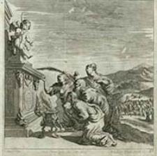 [Miłość] [Dokument ikonograficzny] / J. W. Baur inv. ; Melchior Küsell fecit