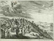 [Wniebowstąpienie] [Dokument ikonograficzny] / J. W. Baur inv. ; Melchior Küsell fecit