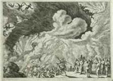 [Sąd Ostateczny] [Dokument ikonograficzny] / J. W. Baur inv. ; Melchior Küsell fecit