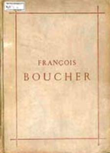 Francois Boucher : lemonye et natoire / par Paul Mantz