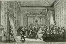 [Pojmany Chrystus przed kapłanami żydowskimi]] [Dokument ikonograficzny] / J. W. Baur inv. ; Melchior Küsell fecit]