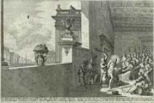 [Biczowanie] [Dokument ikonograficzny] / [J. W. Baur inv. ; Melchior Küsell fecit]