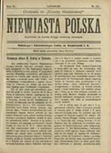 Niewiasta Polska / [red. odp. Katarzyna Płatek]