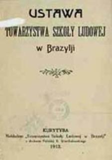 Ustawa Towarzystwa Szkoły Ludowej w Brazylji