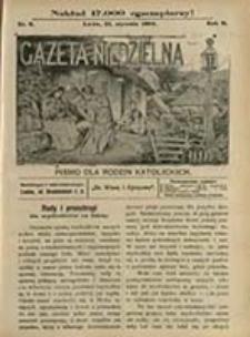 Gazeta Niedzielna : pismo dla rodzin katolickich / [Red. i wyd. Adam Wesoliński]