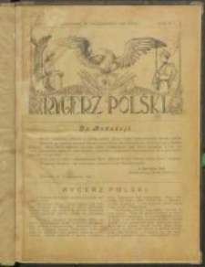 Rycerz Polski R.1,Z.1 (1920).
