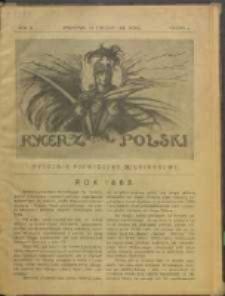 Rycerz Polski R.2, Z. 2 (1921).