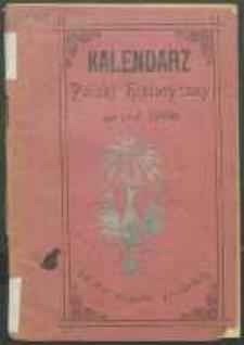 Kalendarz Polski Historyczny Popularny Religijno-Moralny na Rok Zwyczajny 1906.