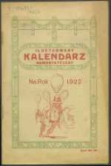 Ilustrowany Kalendarz Humorystyczny na Rok 1922.