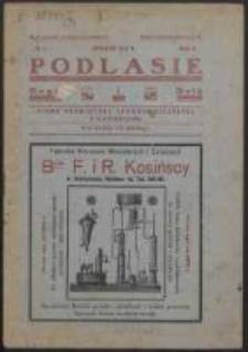 Podlasie Ongi i Dziś. R. 2, No. 1 (1929)