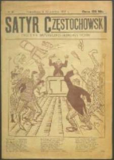 Satyr Częstochowski. No 28 (1922)