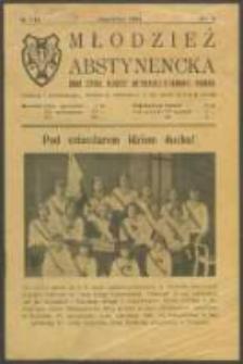 Młodzież Abstynencka. R. 7, Nr 3 (1931)