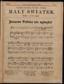 Mały Światek. R. 10, Nr 4 (1896/1897)